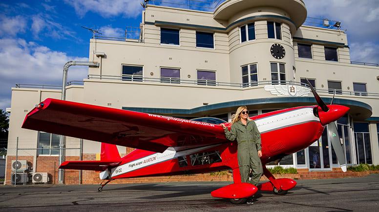 Aerobatic Trial Introductory Flight, 30 minutes - Brisbane