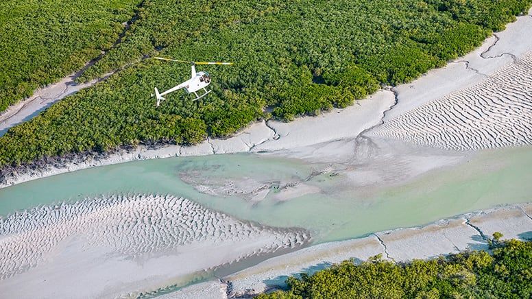 Helicopter Flight, 30 Minutes - Broome - For 2