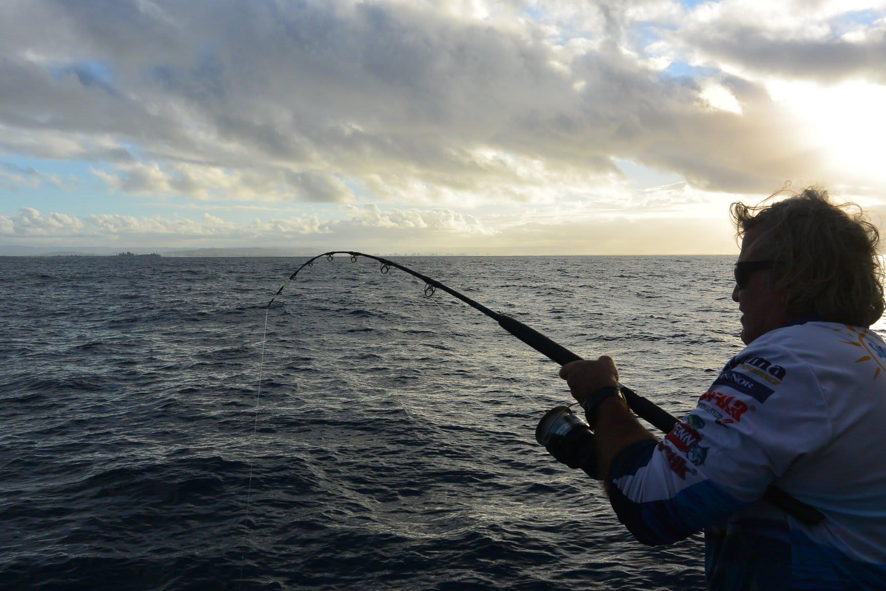 Deep Sea Fishing Trip, Half Day - Sunshine Coast