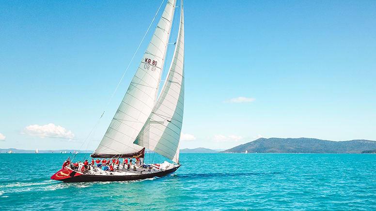 Prosail Sailing Adventure, 4 Days 3 Nights - Whitsundays