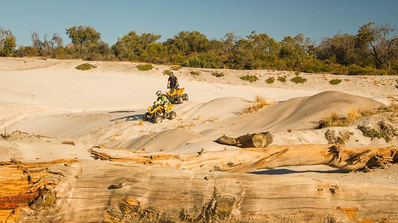 Quad Bike Adventure Tour, 1.5 Hours - Pinjar, Perth