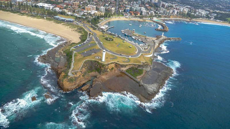 Helicopter Seacliff Bridge Flight, 30 Minutes - Wollongong - For 2