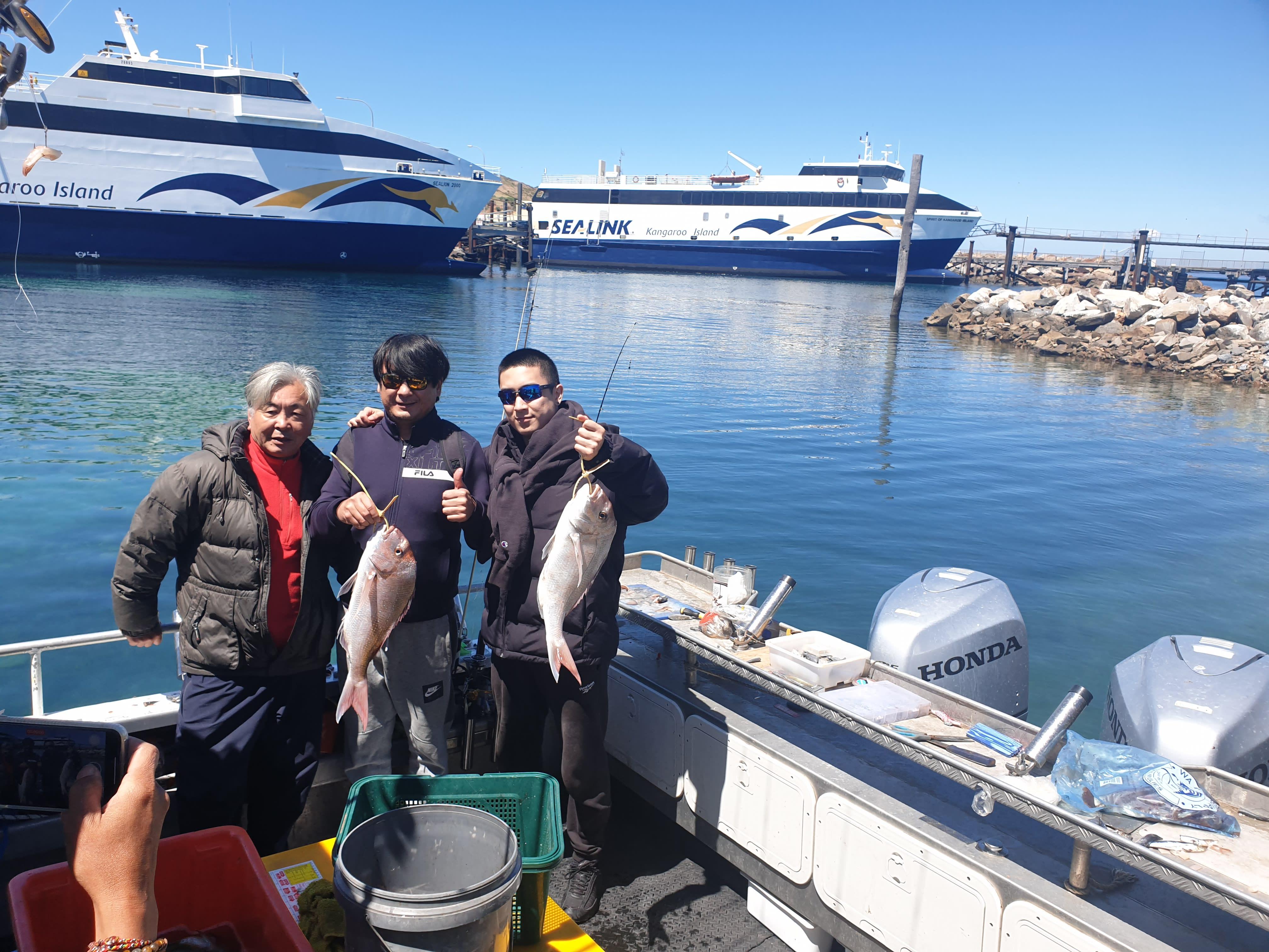 Fishing Charter Adventure, Half Day - Adelaide