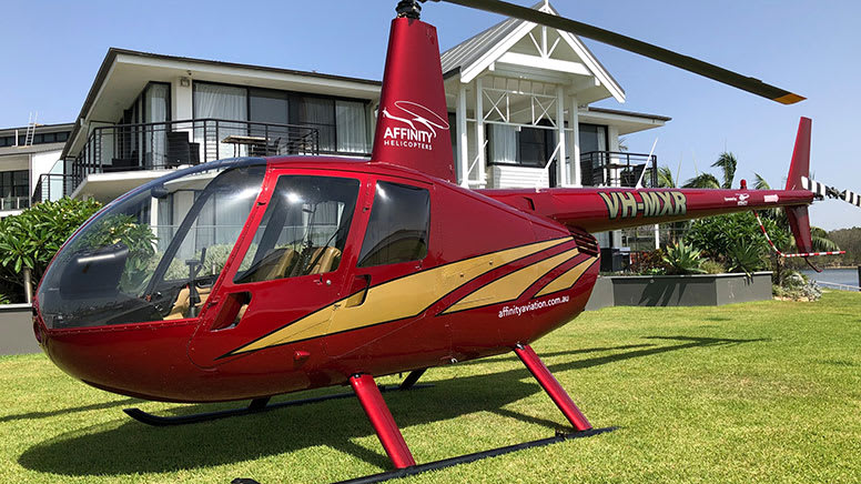 Private Helicopter Flight For up to 3, 15 Minutes - Port Macquarie