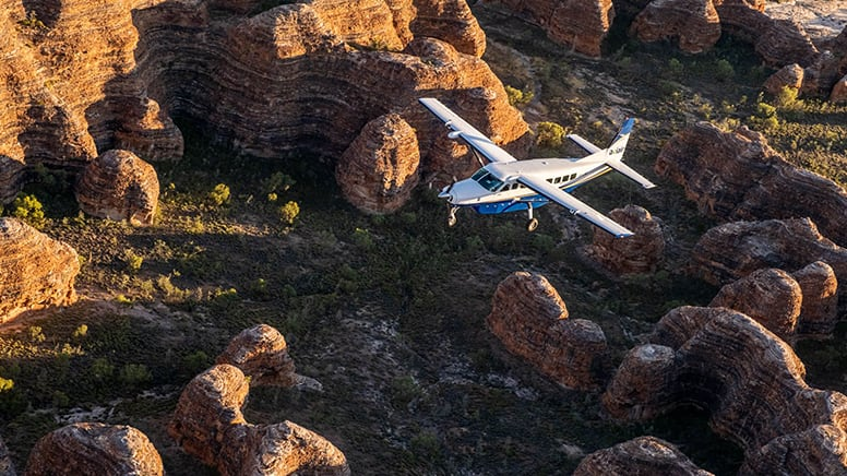 Bungle Bungle Scenic Flight, 2 Hours - Kimberley Region, WA