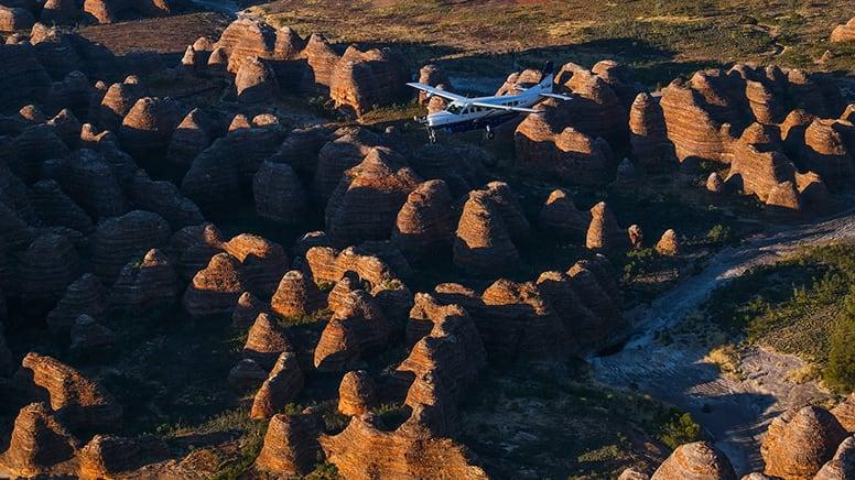 Bungle Bungle Scenic Flight & Ord River Cruise - Kimberley Region