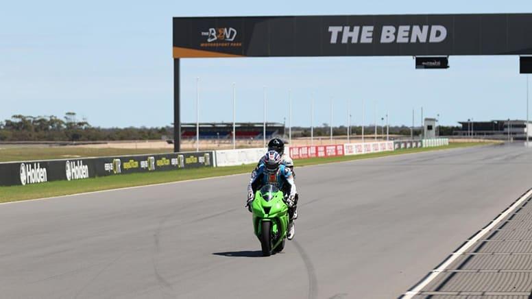 Superbike Hot Lap Ride, 3 Laps - Adelaide