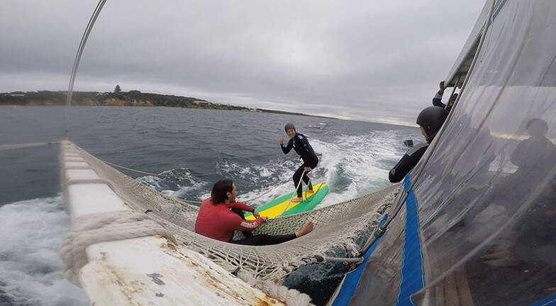 Man-Made Wave Surf Lesson, 2.5 Hours - Queenscliff