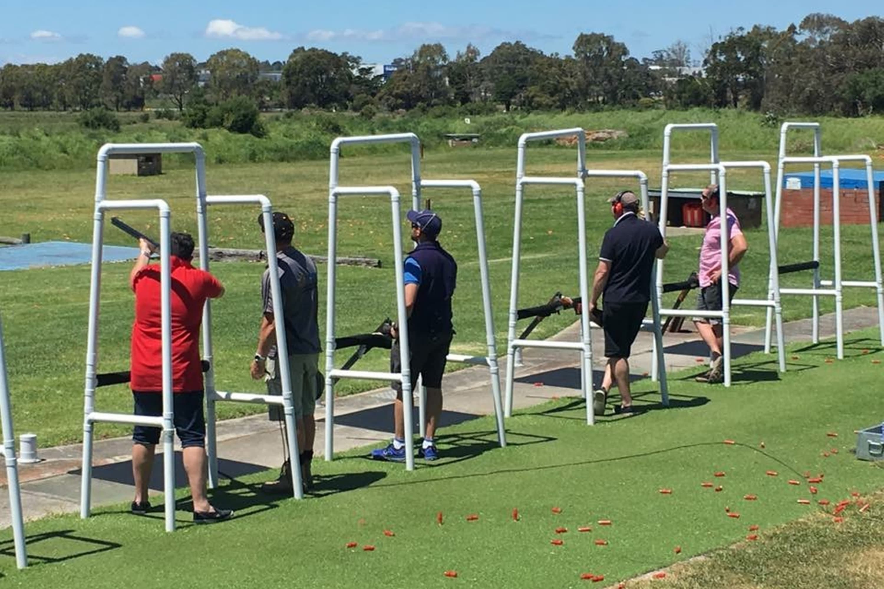 Clay Target Shooting Session, 25 Targets - Epping, Melbourne