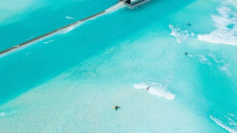 Women's Surf Stay, 3 Nights - Melbourne Wave Park - For 2