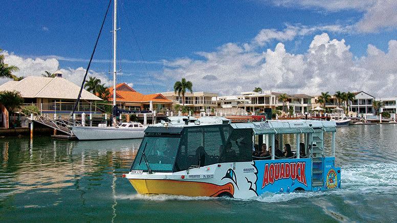 Aquaduck Mooloolaba Land and Water Tour, 1 Hour - Sunshine Coast