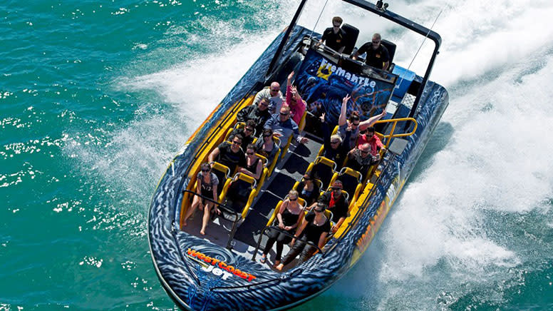 Jet Boat Thrill Ride, 20 Minutes - Fremantle
