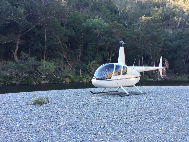 Bass Heli Fishing Overnight Trip - Departs Port Macquarie - For 2