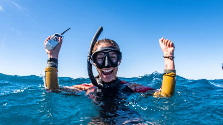 Swim with Manta Rays, Full Day Snorkel Tour - Ningaloo Reef