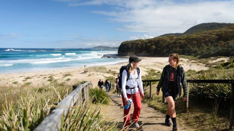 Great South Coast Hiking Trip, 4 Nights - Departs Sydney