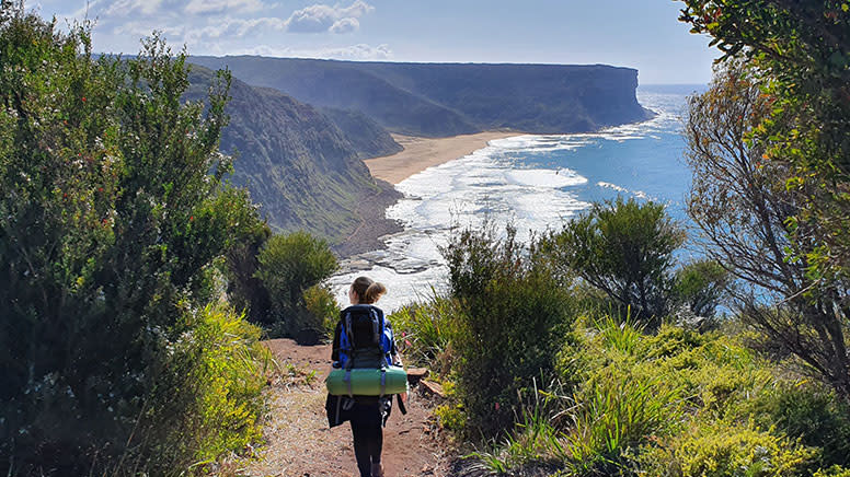 2 Day Hiking & Camping Trip - Royal National Park, Sydney - For 2