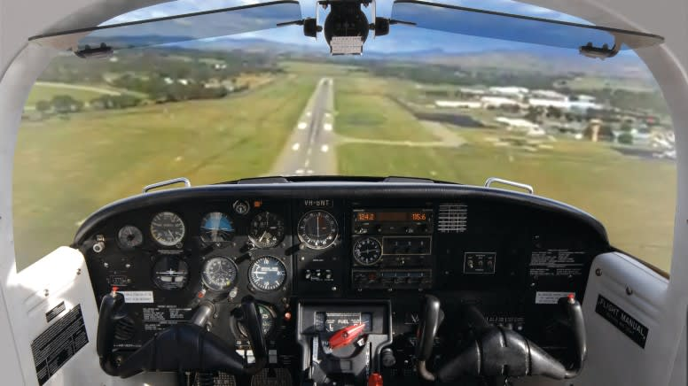 Flying Lesson, 30 Minutes - Albury, NSW