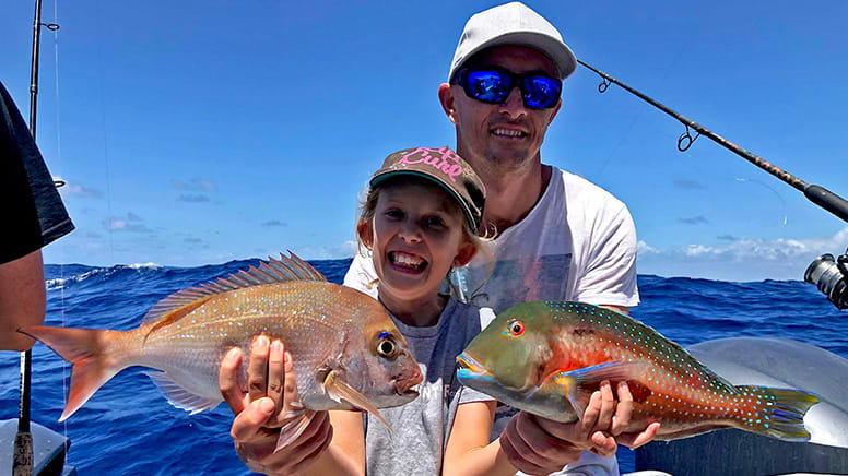 Offshore Fishing Trip, 5 Hours - Noosa
