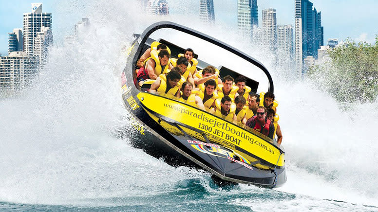 Jet Boating, 1 Hour - Surfers Paradise
