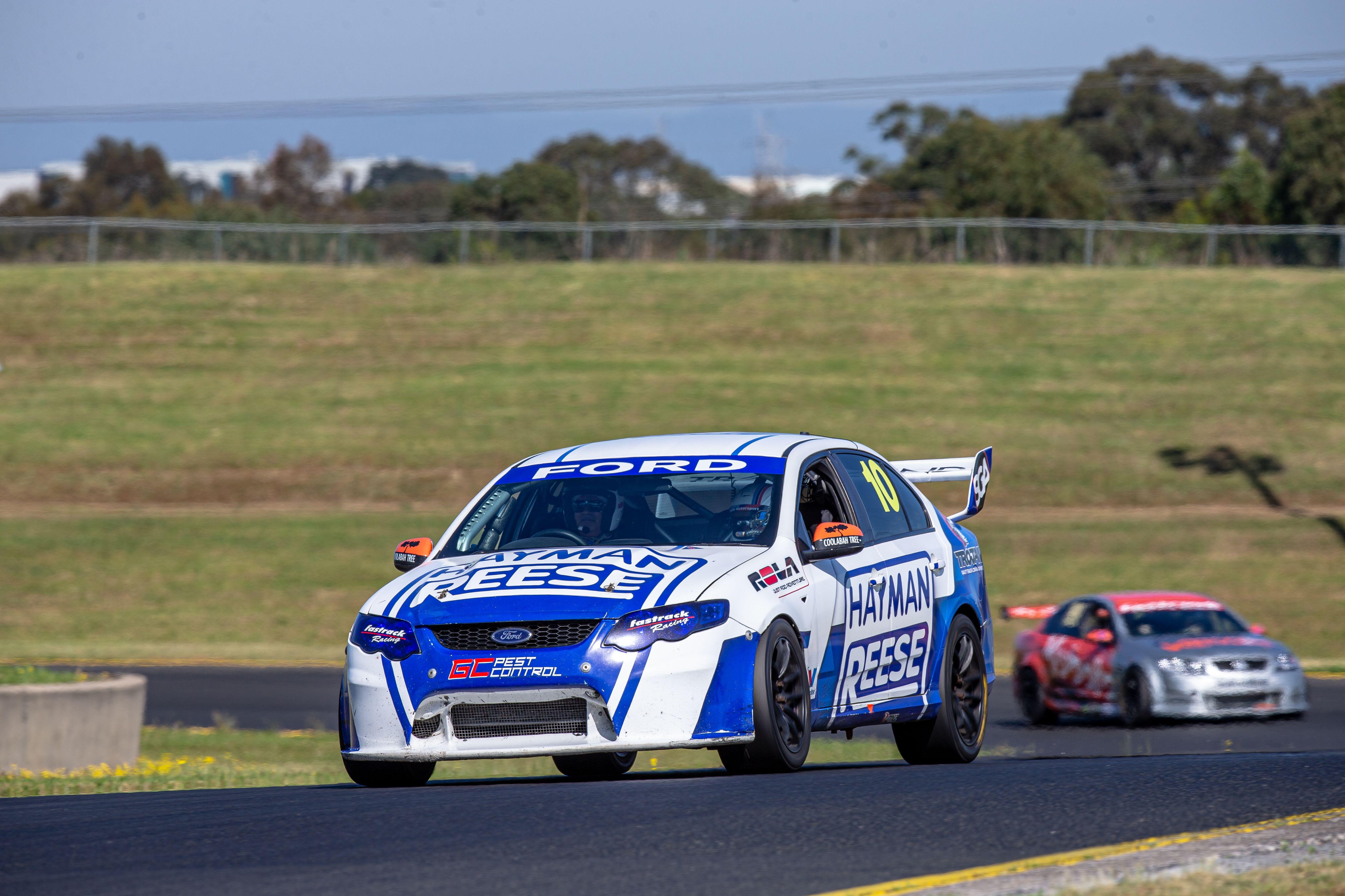 V8 Race Car 4 Lap Drive - Mallala, Adelaide