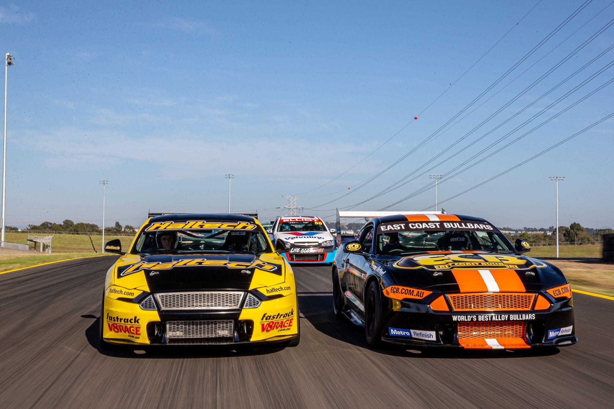 V8 Race Car 4 Lap Drive - Barbagallo, Perth