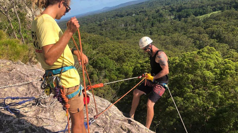 Abseiling Adventure, Half Day - Noosa