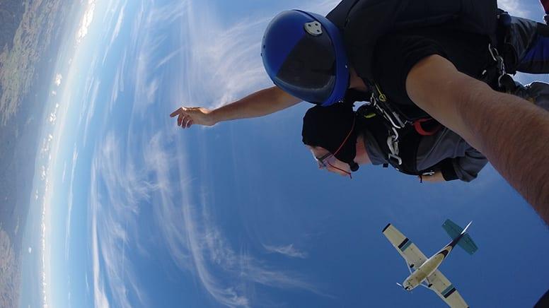 Tandem Skydive from 7,000ft - Waikato Region, New Zealand
