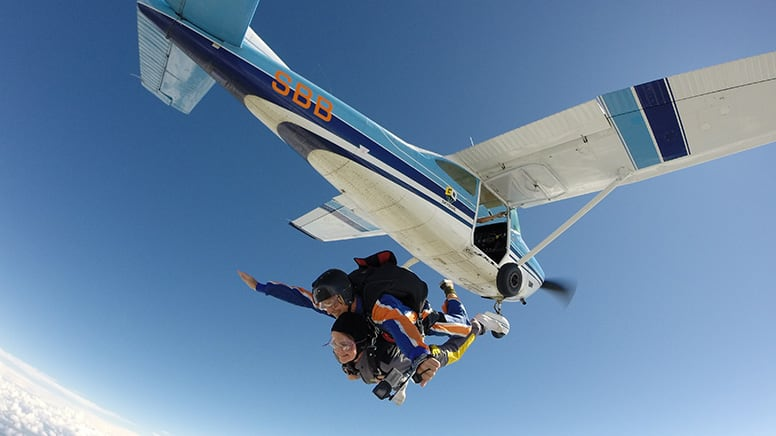 Tandem Skydive from 9,000ft - Waikato Region, New Zealand