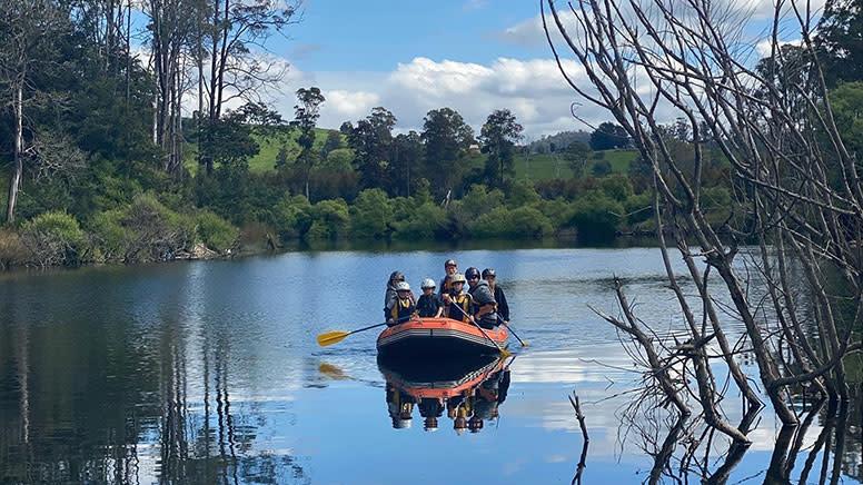 Platypus-Spotting Paddling Tour, 2 Hours - Kimberley, Tasmania