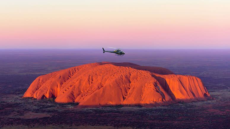 Helicopter Flight Over Uluru & Kata Tjuta, 36 Minutes