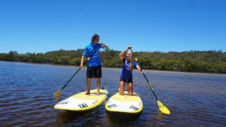Stand Up Paddle Boarding Experience, 2.5 Hours - Byron Bay