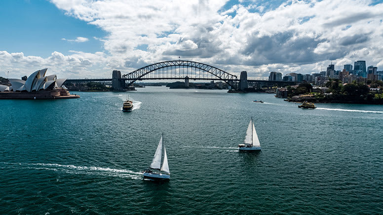 Sunset Sailing on a Luxury Yacht, Sydney Harbour - For 2