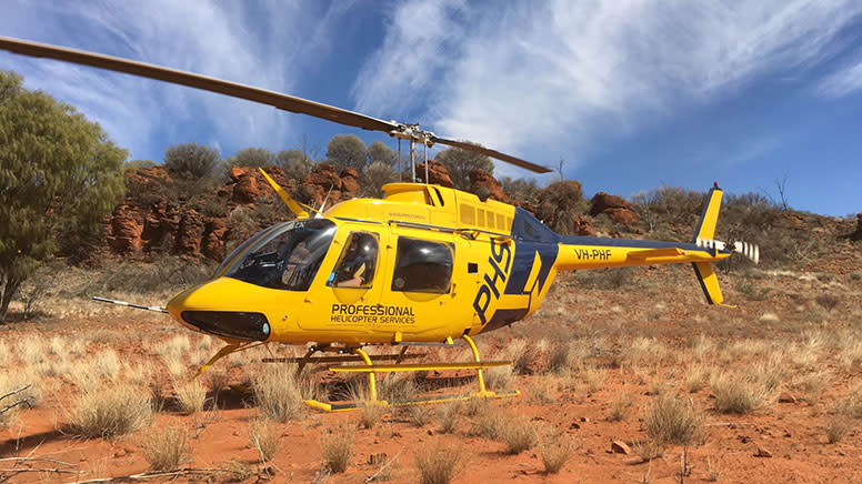 Helicopter Scenic 15-minute Flight, Kings Canyon - For 2