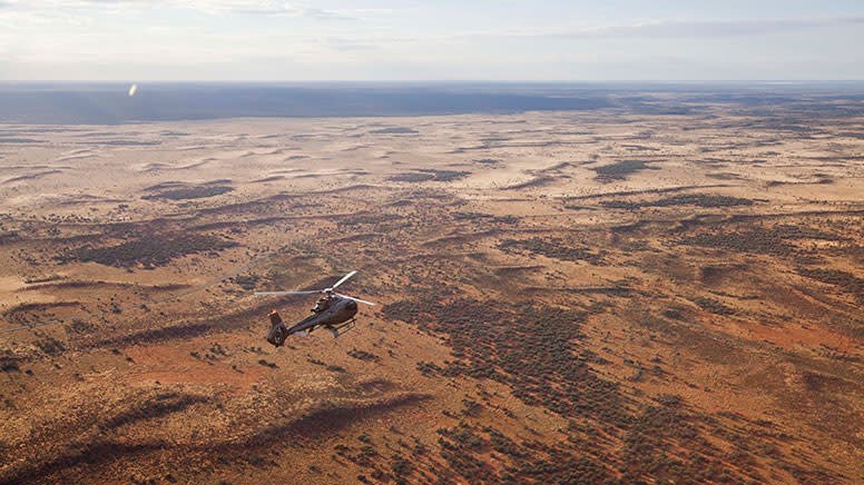 Helicopter Scenic Flight For Groups Of 3 (15-Minute Flight) - Kings Canyon
