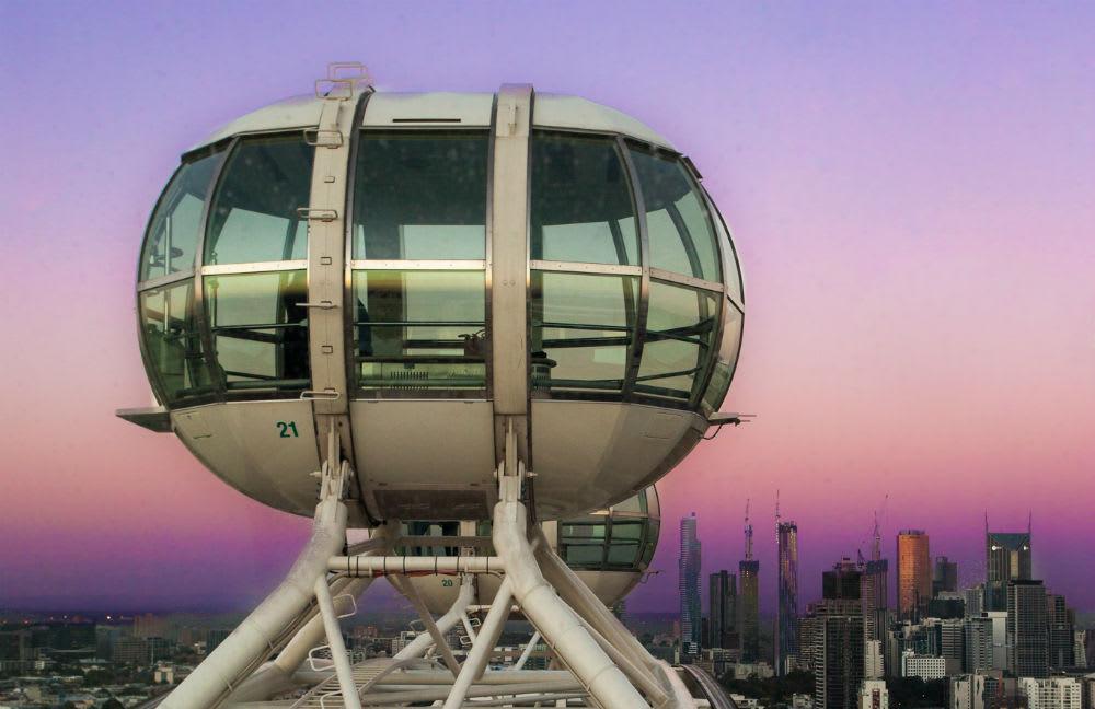 Melbourne Star Observation Wheel Admission - For 2