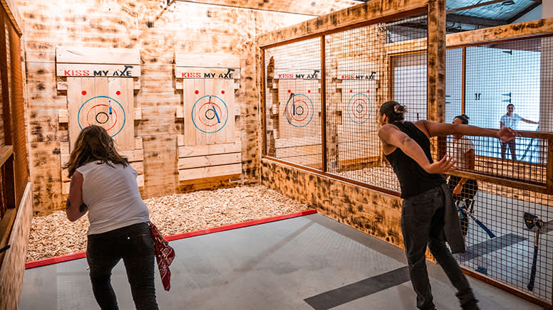 Axe Throwing Experience, 2 Hours - Sydney - For 2