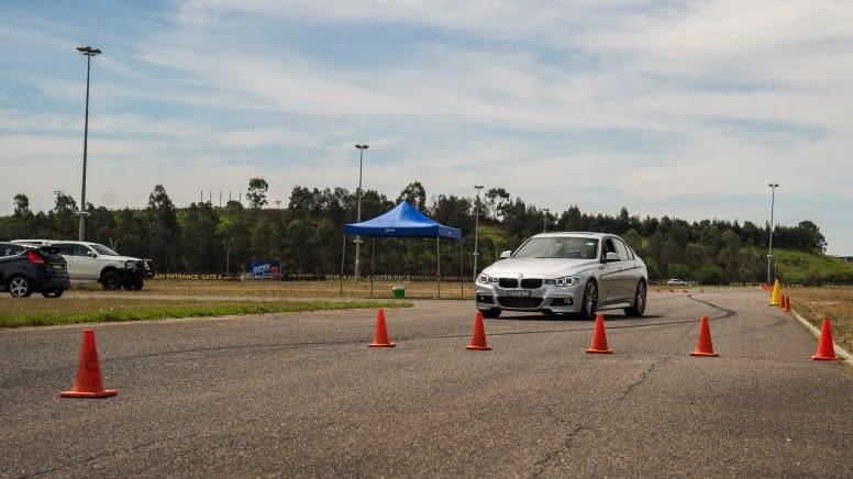 Advanced Driving Program, Full Day - Sydney