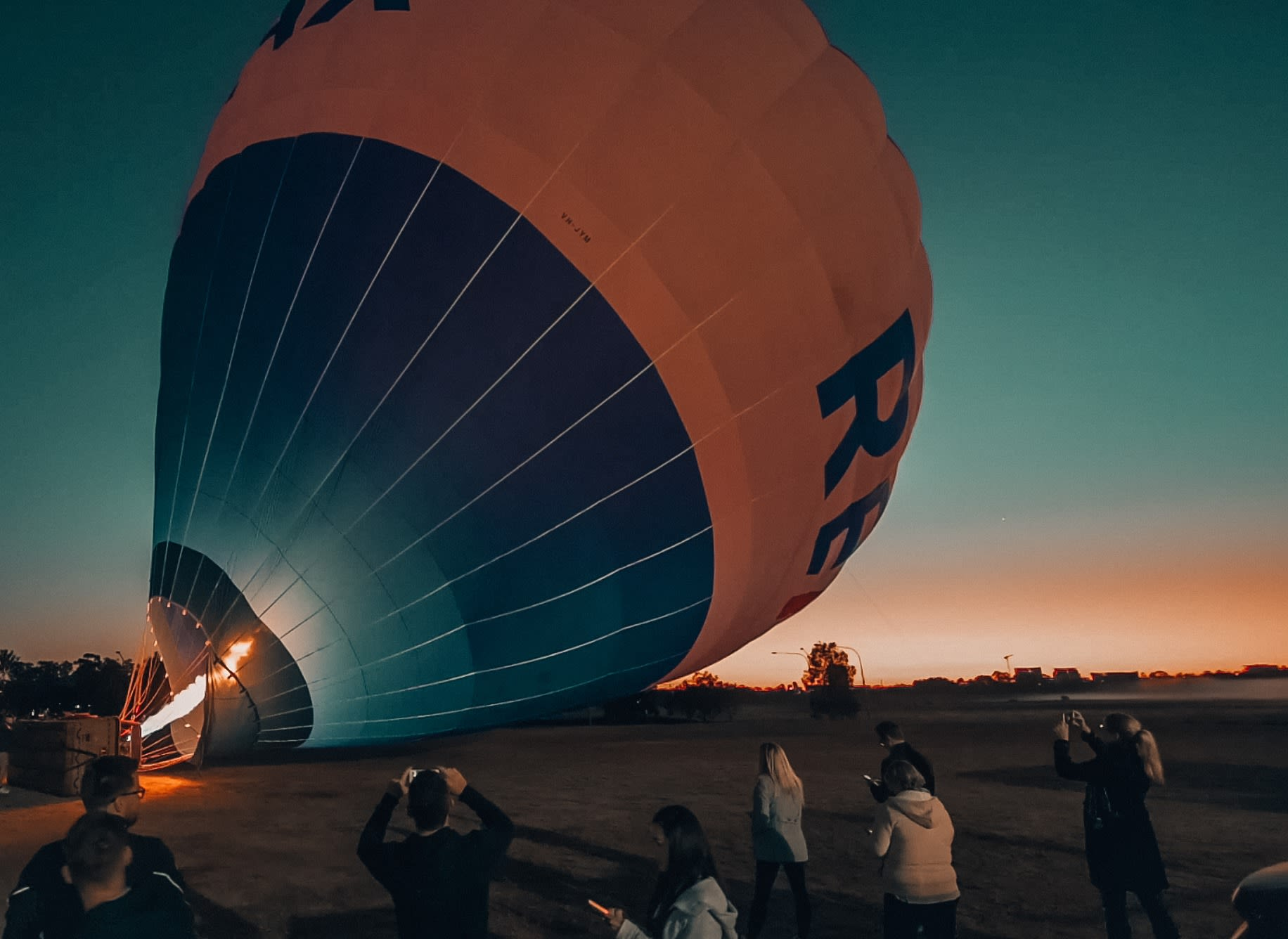 Hot Air Balloon Flight & Breakfast - Gold Coast