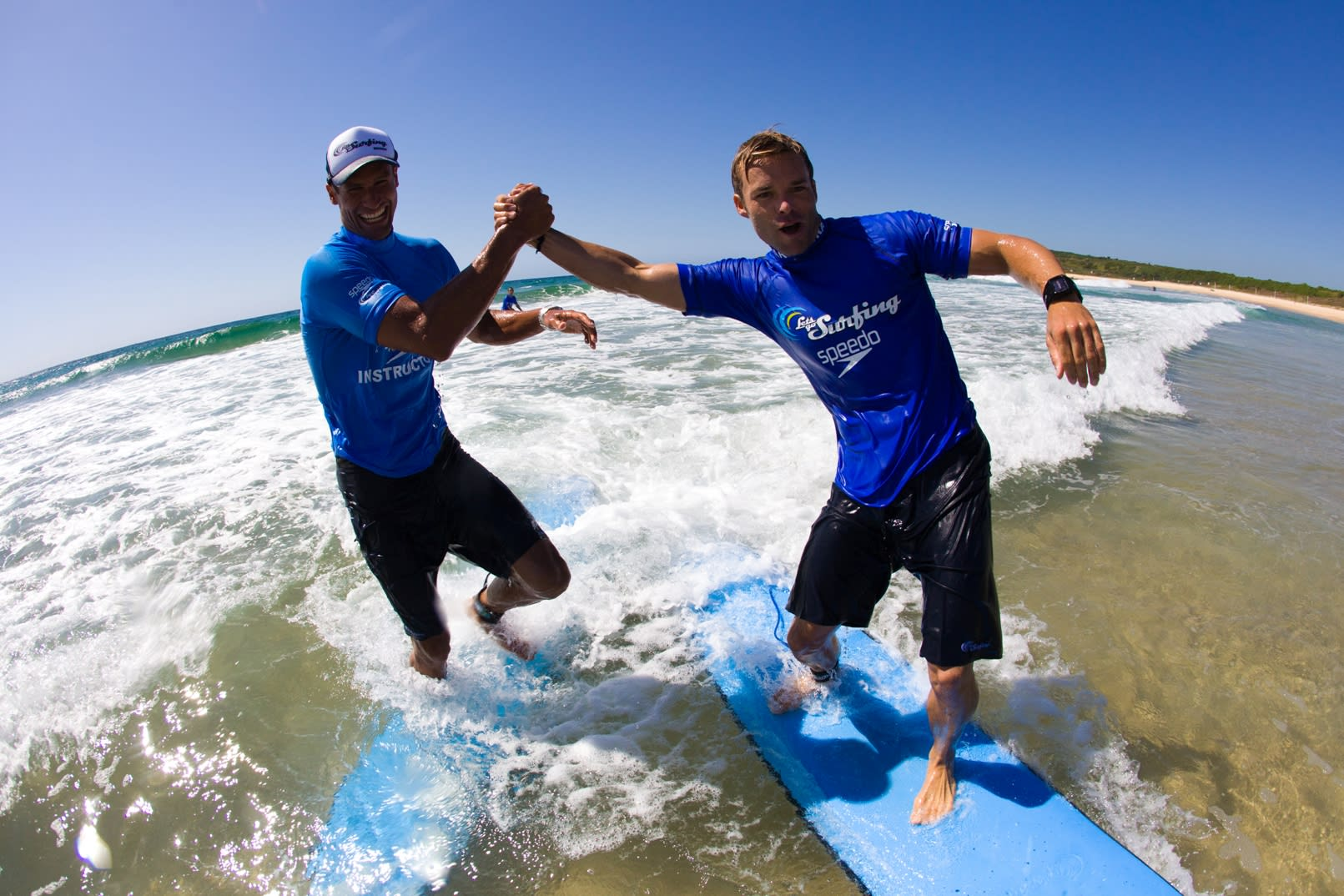 Private Surfing Lesson, 1 Hour - Bondi Beach - For 2