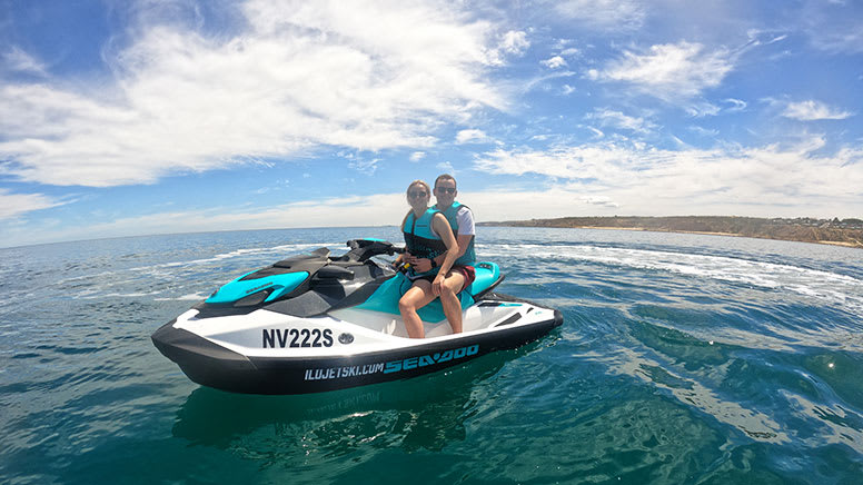 Jet Ski Adventure, 45 Minutes - West Beach, Adelaide - For 2