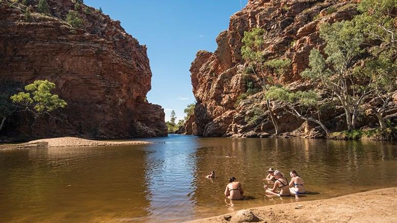 5 Day Larapinta Trail Trek - Departs Alice Springs