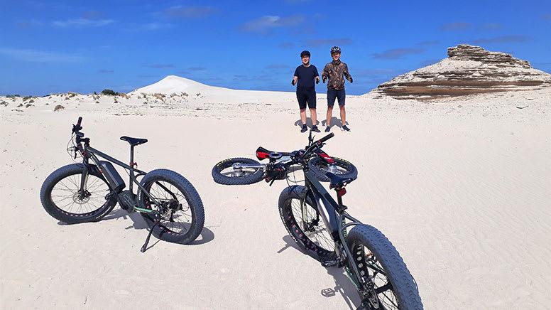 Electric Fat Bike Tour, 2 Hours - Kangaroo Island