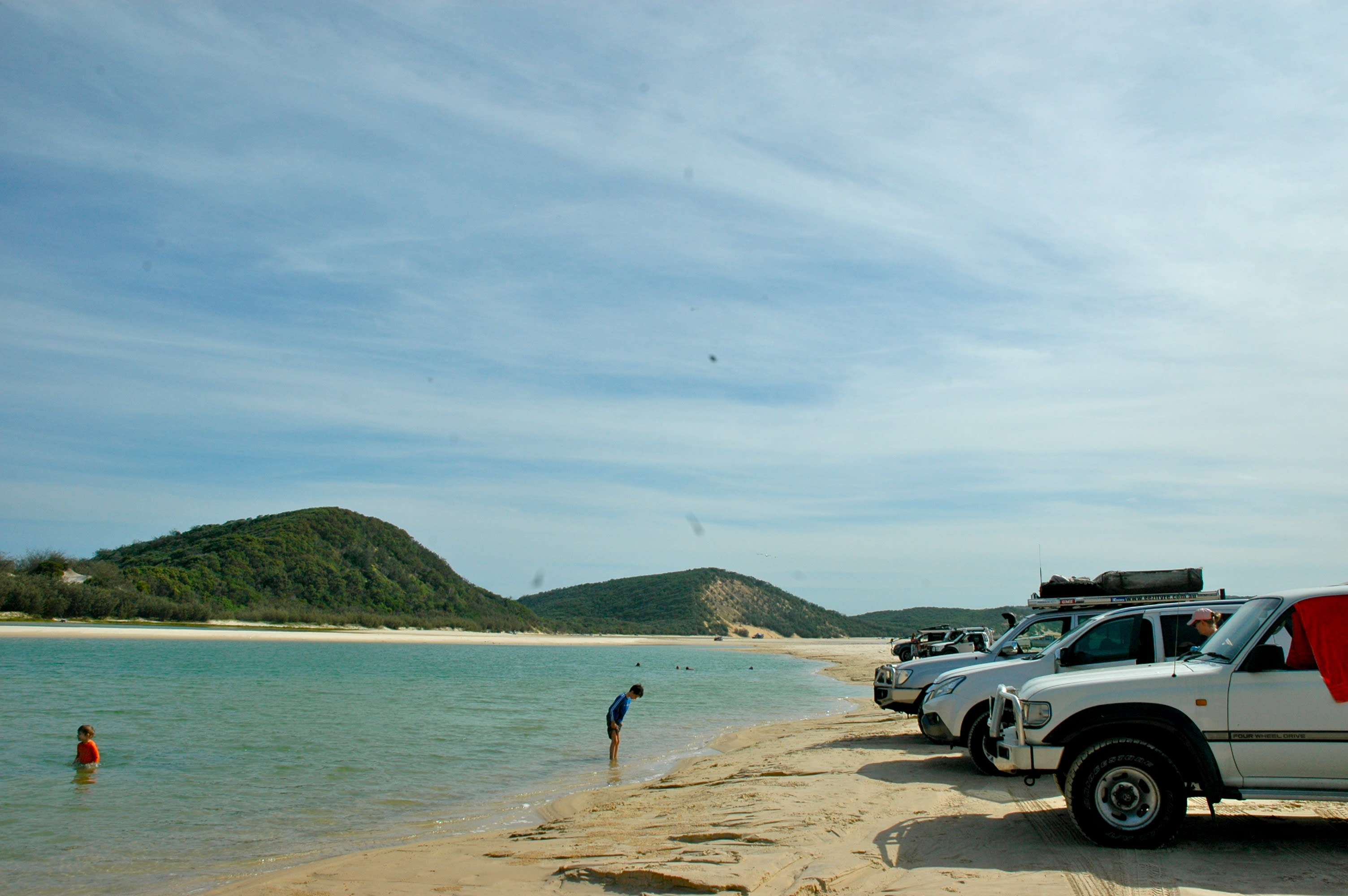 4WD Sand Driving Course, Full Day - Sunshine Coast
