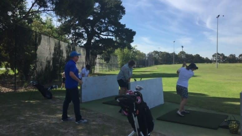 Private Golf Lesson with PGA Pro, 1 Hour - Albert Park, Melbourne