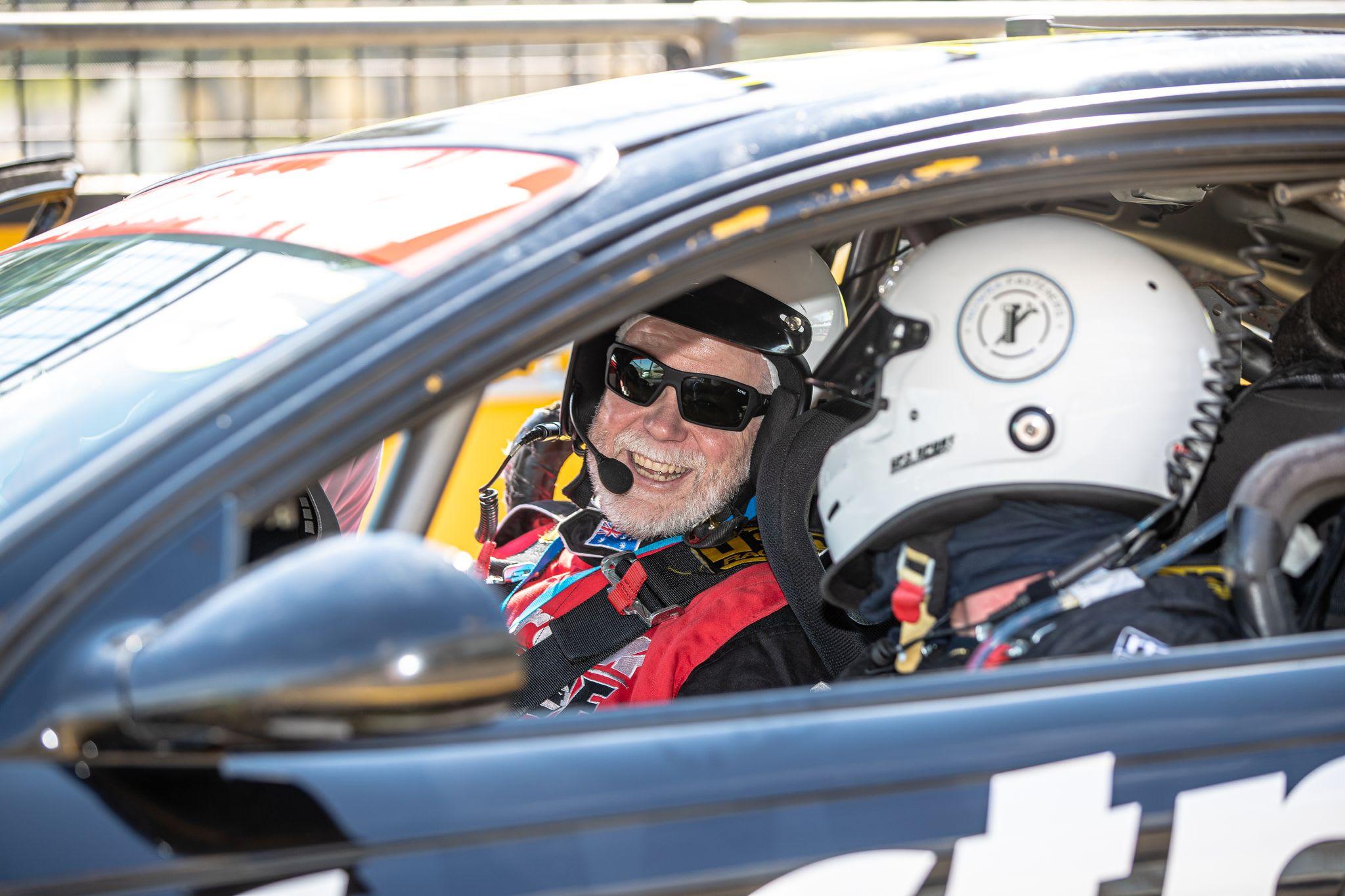 V8 Drive & Hot Laps Combo, 10 Laps - Sandown Raceway, Melbourne