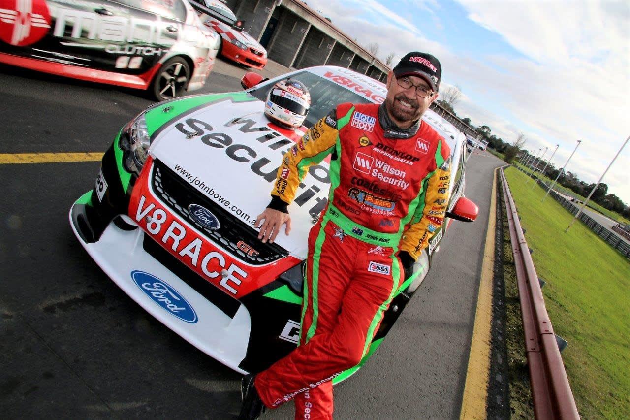 V8 Drive & John Bowe Hot Laps Combo, 8 Laps - Eastern Creek, Sydney
