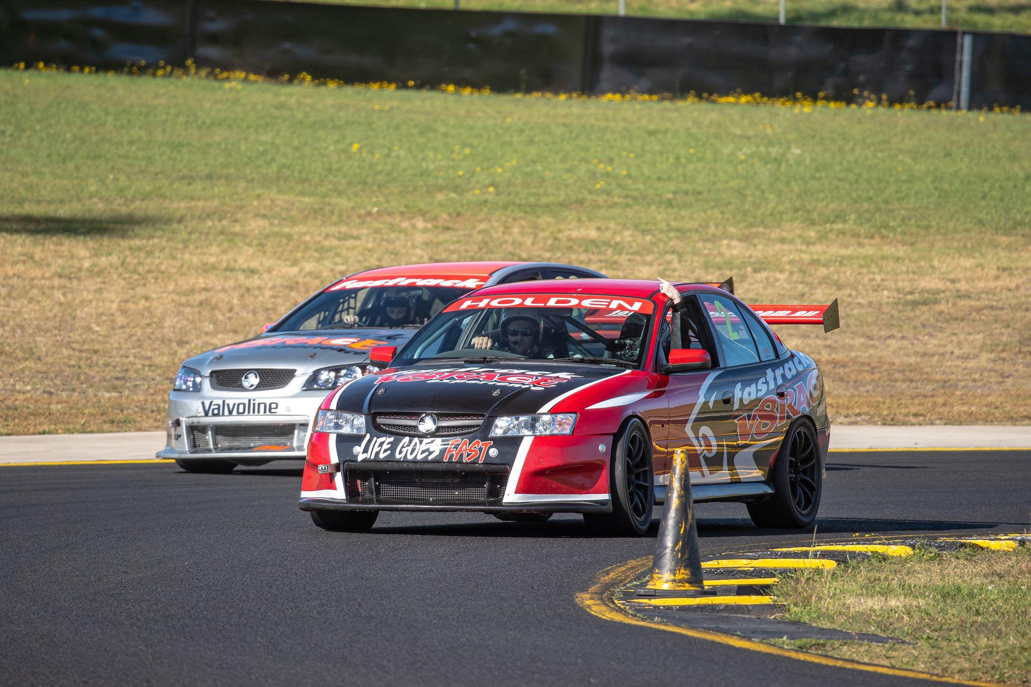 Bathurst Special Event: 2 V8 Race Car Hot Laps - Mount Panorama