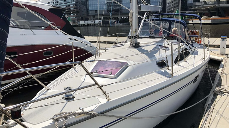 Sailing Yacht Cruise & Overnight Stay For 2, Melbourne