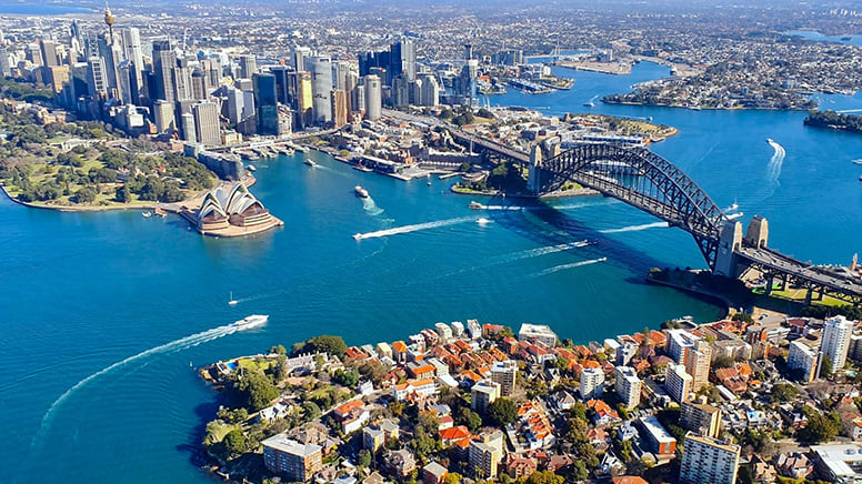 Scenic Helicopter Flight, 20 Minutes - Sydney & Beaches