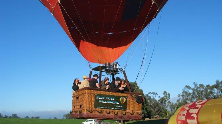 Hot Air Balloon Flight - Sunshine Coast Hinterland